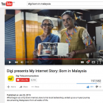 Digi video - Born In Malaysia