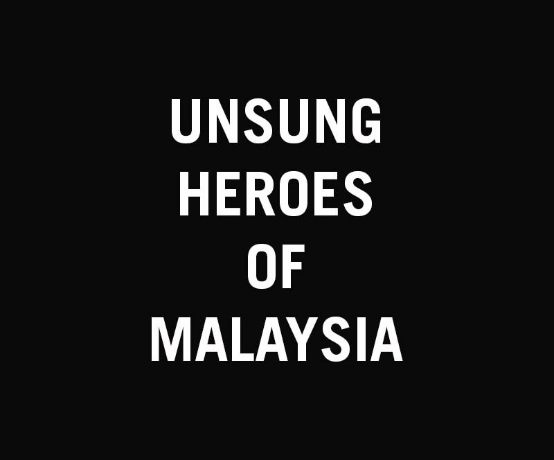 Tiles - Unsung heroes of Malaysia