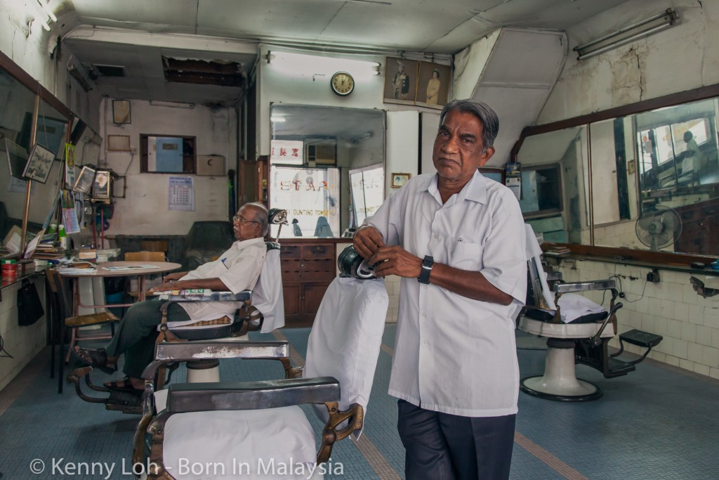 Thiru already knew in 2010 that his shop would soon close.